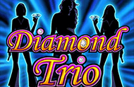 Diamond Trio в казино Вулкан Вегас